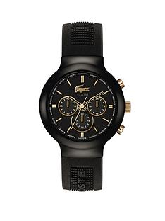 lacoste-borneo-black-rubber-strap-mens-watch