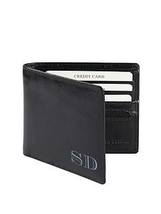 personalised-leather-wallet-black