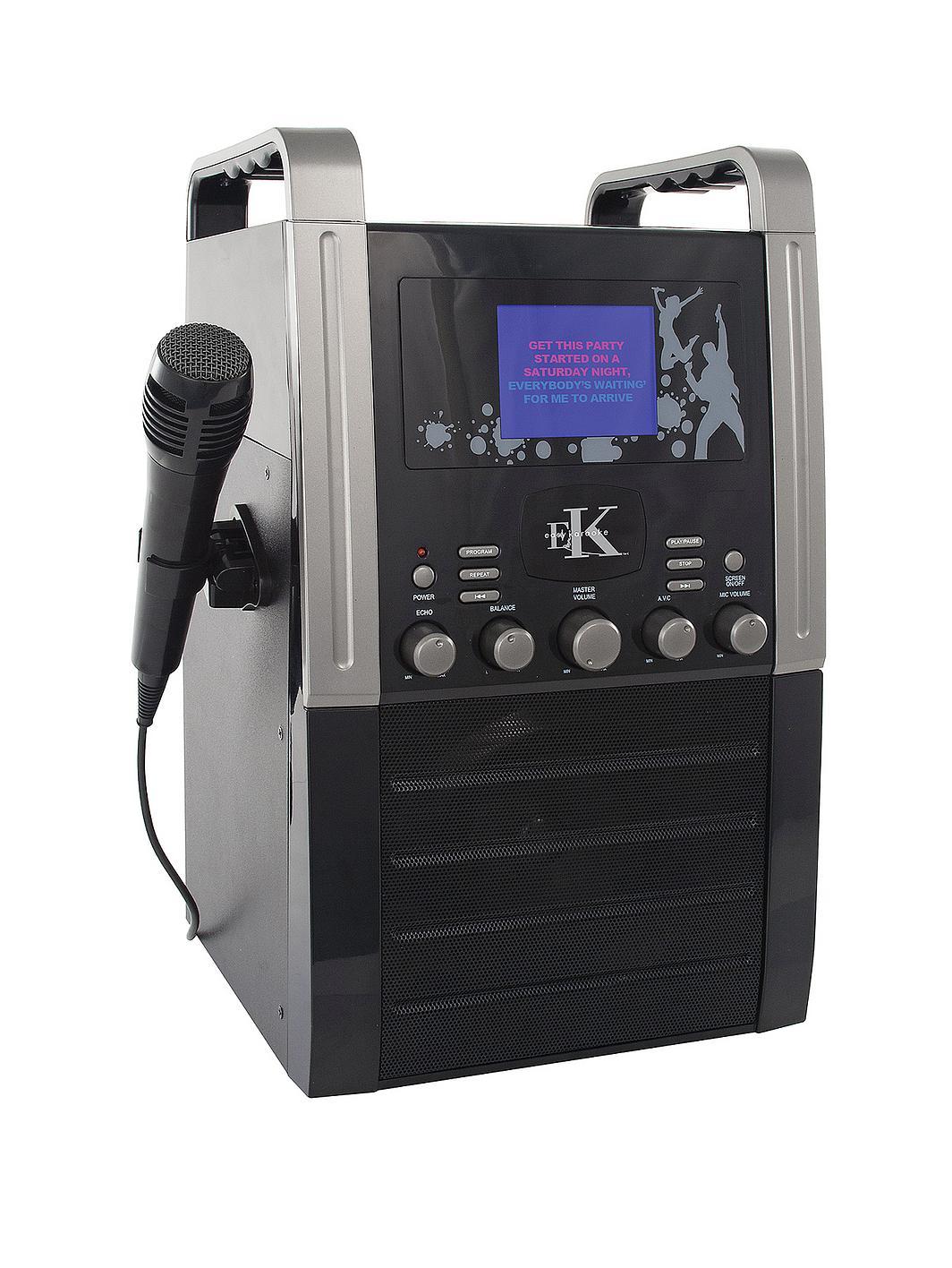 kareoke machine