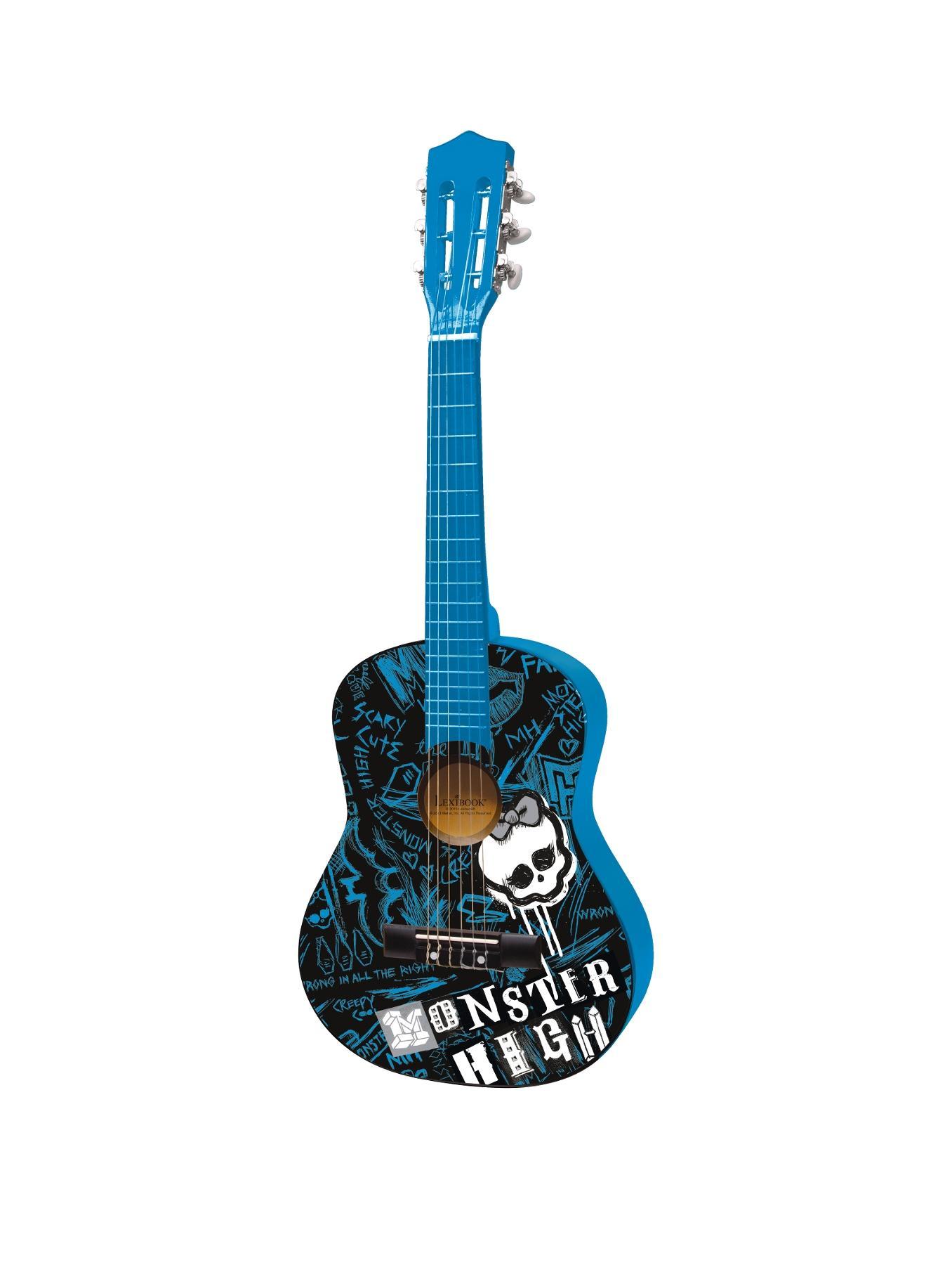 Monster High Guitar