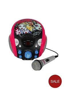monster-high-portable-karaoke-machine