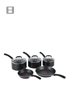 tefal-5-piece-ptfe-induction-pan-set-black
