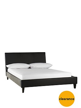 dalton-faux-leather-bed-frame