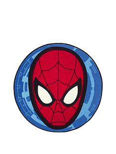 spiderman-ultimate-city-shaped-rug
