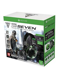 turtle-beach-xo-seven-xbox-one-headset-with-free-xbox-one-watch-dogs-game