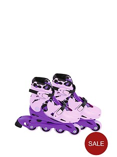 adjustable-inline-skates-leopard-print