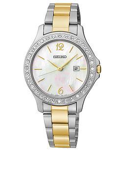 seiko-ladies-stainless-steel-two-tone-crystal-set-watch