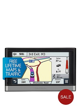 garmin-nuvi-2597lmt-europe-5-inch-bluetoothreg-sat-nav-with-lifetime-maps-and-traffic