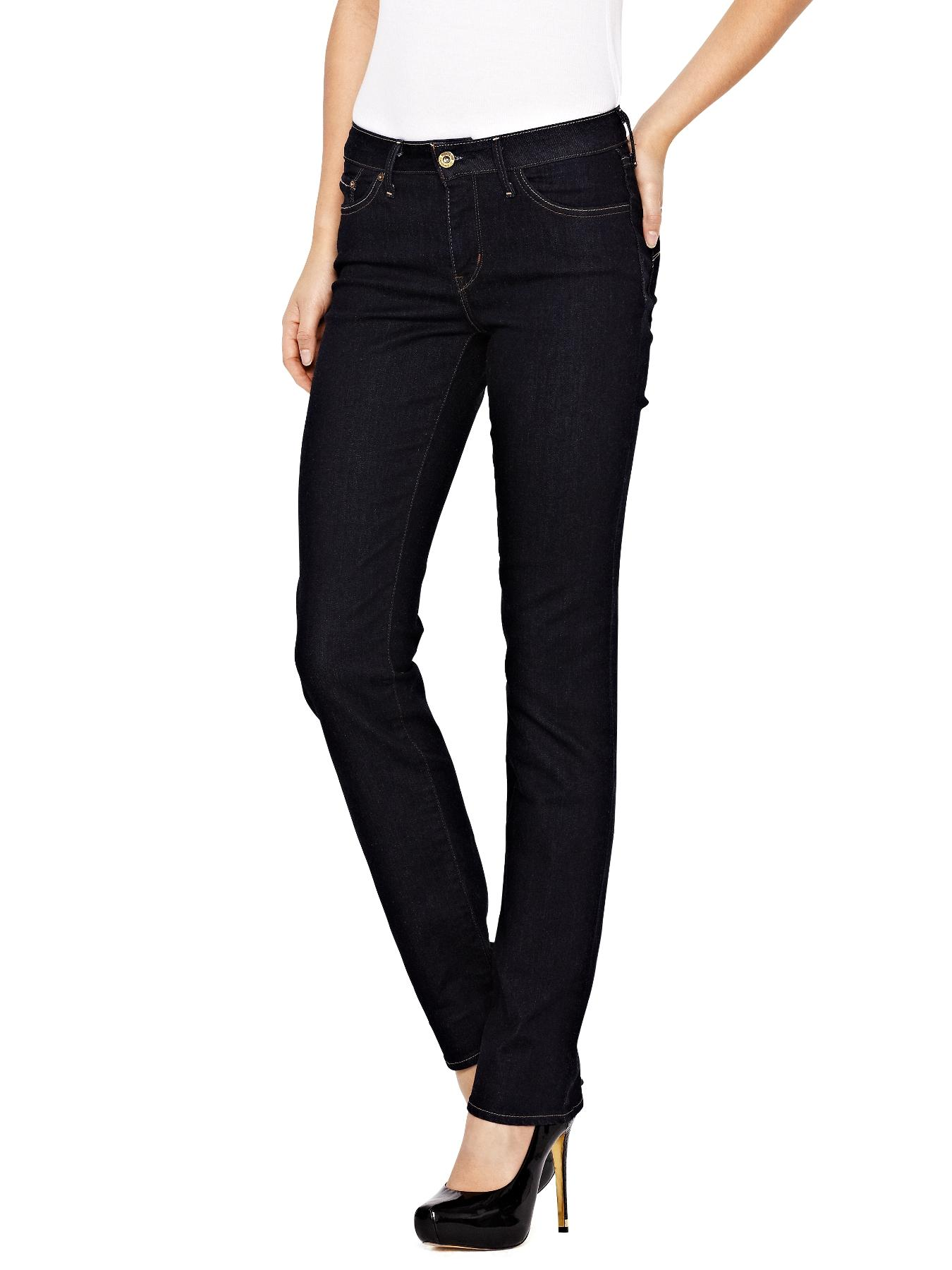 Levi's Demi Curve Slim Fit Jeans - Indigo, Indigo