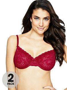 intimates-solutions-lace-minimiser-bras-2-pack
