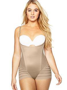 maidenform-sleek-stripes-wear-your-own-bra-romper
