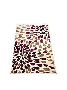 petal-burst-rug