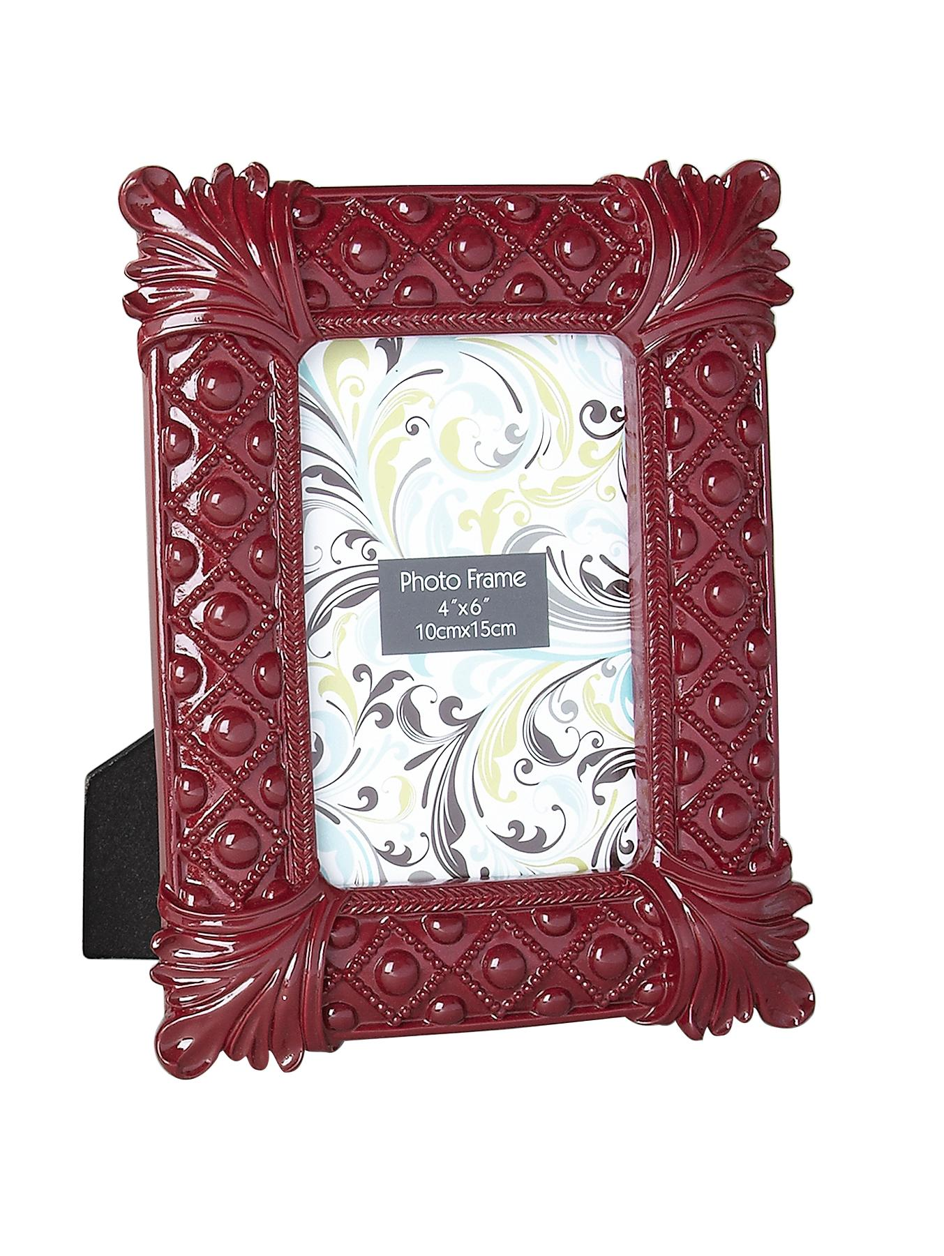 Exotic Red Frame