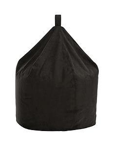 faux-suede-beanbag