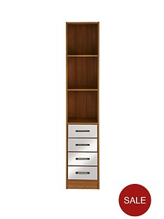 kidspace-ohio-4-drawer-display-shelf-unit-mirrored