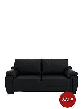 angelo-3-seater-faux-leather-sofa