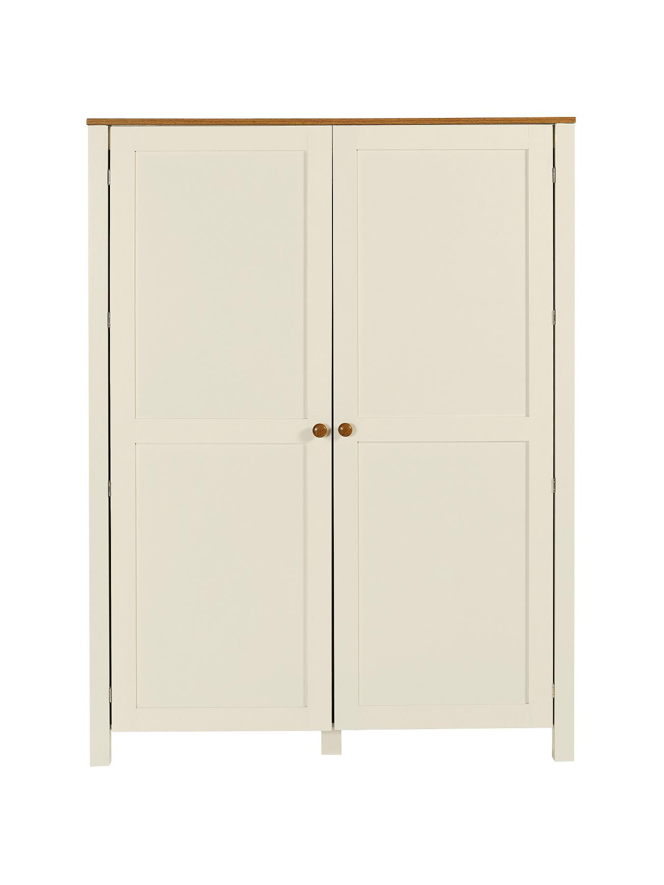 New Westminster Larder Unit - Cream, Cream