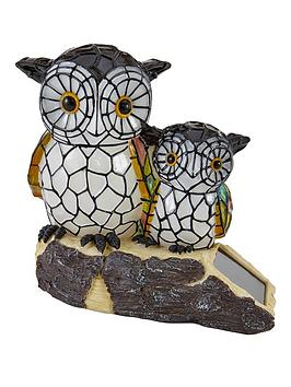 mother-and-baby-owl-solar-light