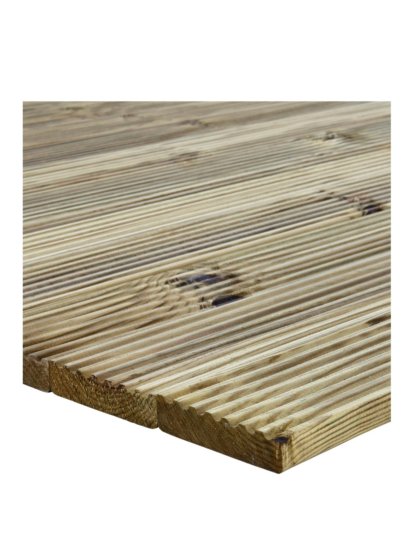 FOREST Patio Decking (50 Pack)