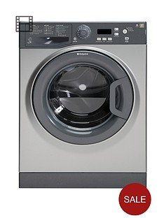hotpoint-wmxtf742g-7kg-load-1400-spin-washing-machine-graphite