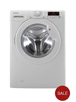 hoover-dyns7144d1x-1400-spin-7kg-load-washing-machine-white