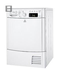 indesit-idce8450bh-8kg-load-condenser-dryer-white