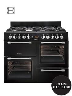 leisure-ck100f232k-100-cm-dual-fuel-cooker-black