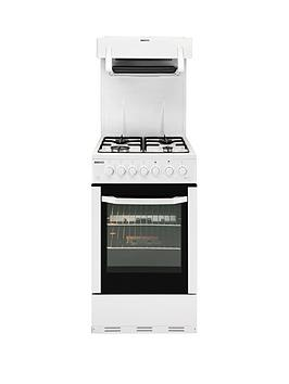 Beko BA52NEW 50cm Gas Cooker - White