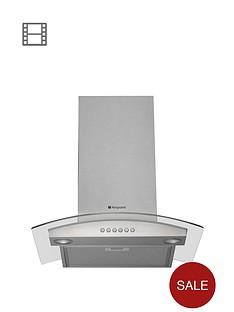 hotpoint-hda65sab-60cm-chimney-hood