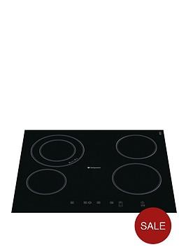 hotpoint-newstyle-cra641dc-60cm-built-in-ceramic-hob-black
