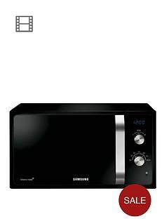 samsung-ms23f301eak-23-litre-800-watt-solo-microwave