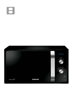 samsung-ms23f301eakeu-23-litre-800-watt-solo-microwave-black