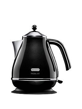 delonghi-kbom3001-micalite-icona-kettle-black