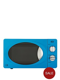 swan-sm22010be-800-watt-20-litre-manual-microwave-blue