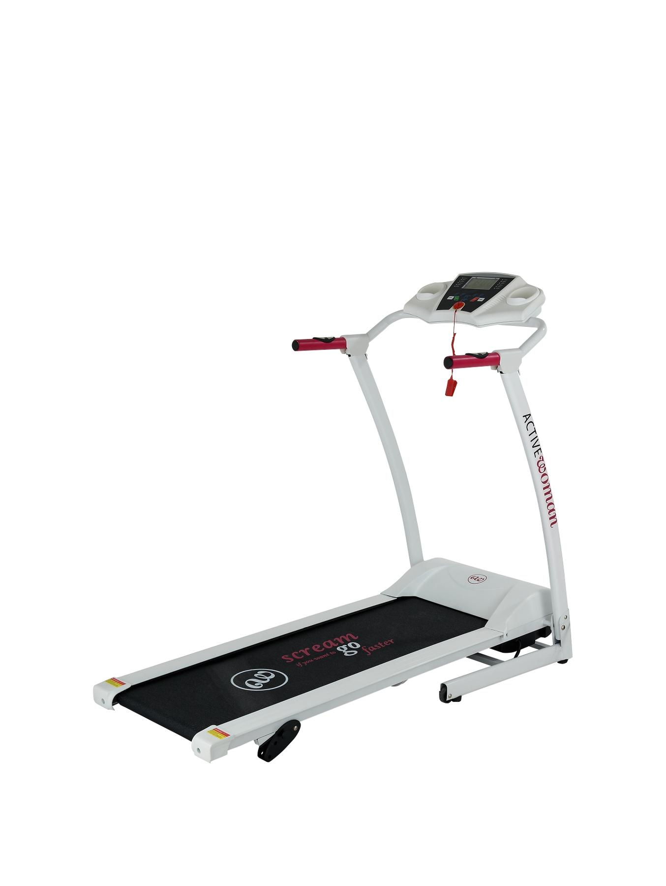 Active Woman Treadmill