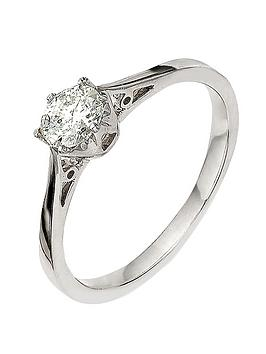 love-diamond-9-carat-white-gold-50pt-diamond-solitaire-ring