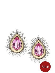 love-gem-9-carat-yellow-gold-pink-sapphire-and-diamond-earrings
