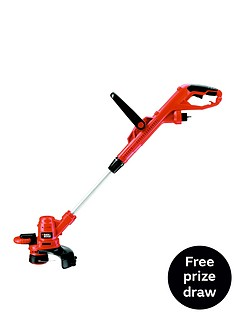 black-decker-st5530-gb-550-watt-corded-strimmer-with-30cm-swather-and-autoselect-technology-free-prize-draw-entry