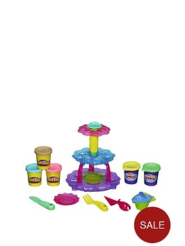 play-doh-cupcake-tower