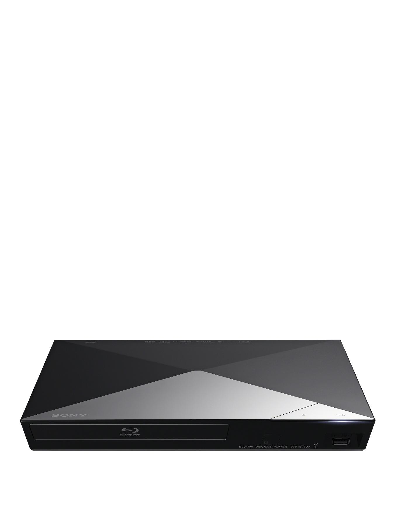 Sony BDP-S5200 Smart Wi-Fi 3D Blu-ray Player