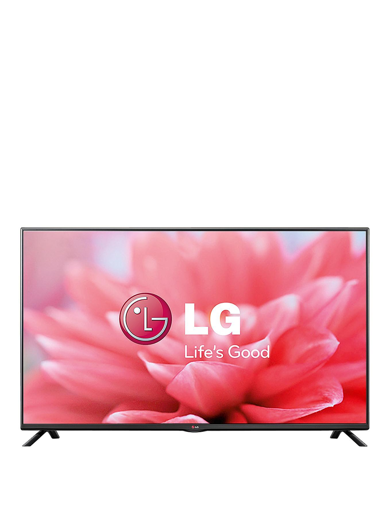 LG 49LB550V 49-inch Widescreen 1080p Full HD LED TV with Freeview HD