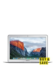 apple-macbook-air-116quot-intelreg-coretrade-i5-4gb-ram-128gb-flash-storage-with-optional-ms-office-365-home-premium-silver