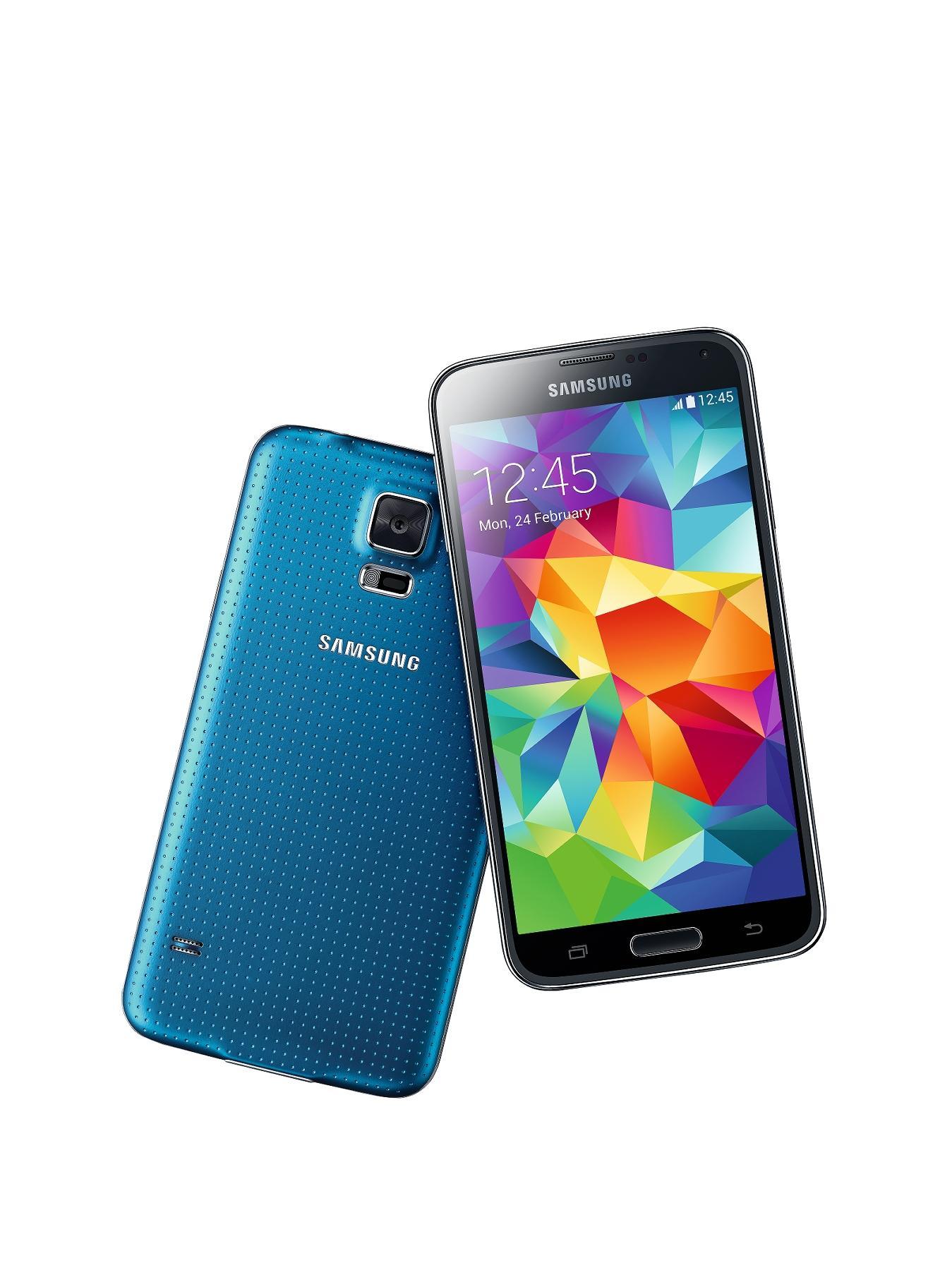 Samsung Galaxy S5 Smartphone - Blue