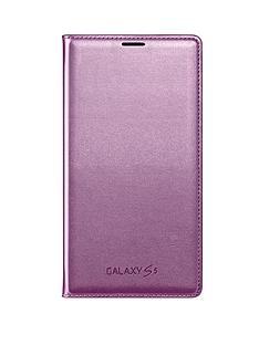 samsung-original-galaxy-s5-flip-wallet-glam-pink