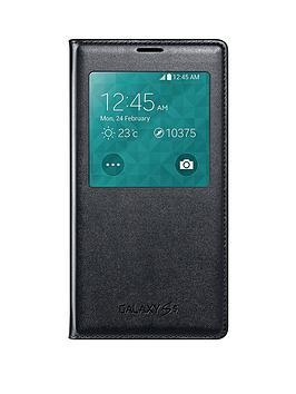 samsung-original-galaxy-s5-s-view-cover-blackblue