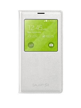 samsung-original-galaxy-s5-s-view-cover-white