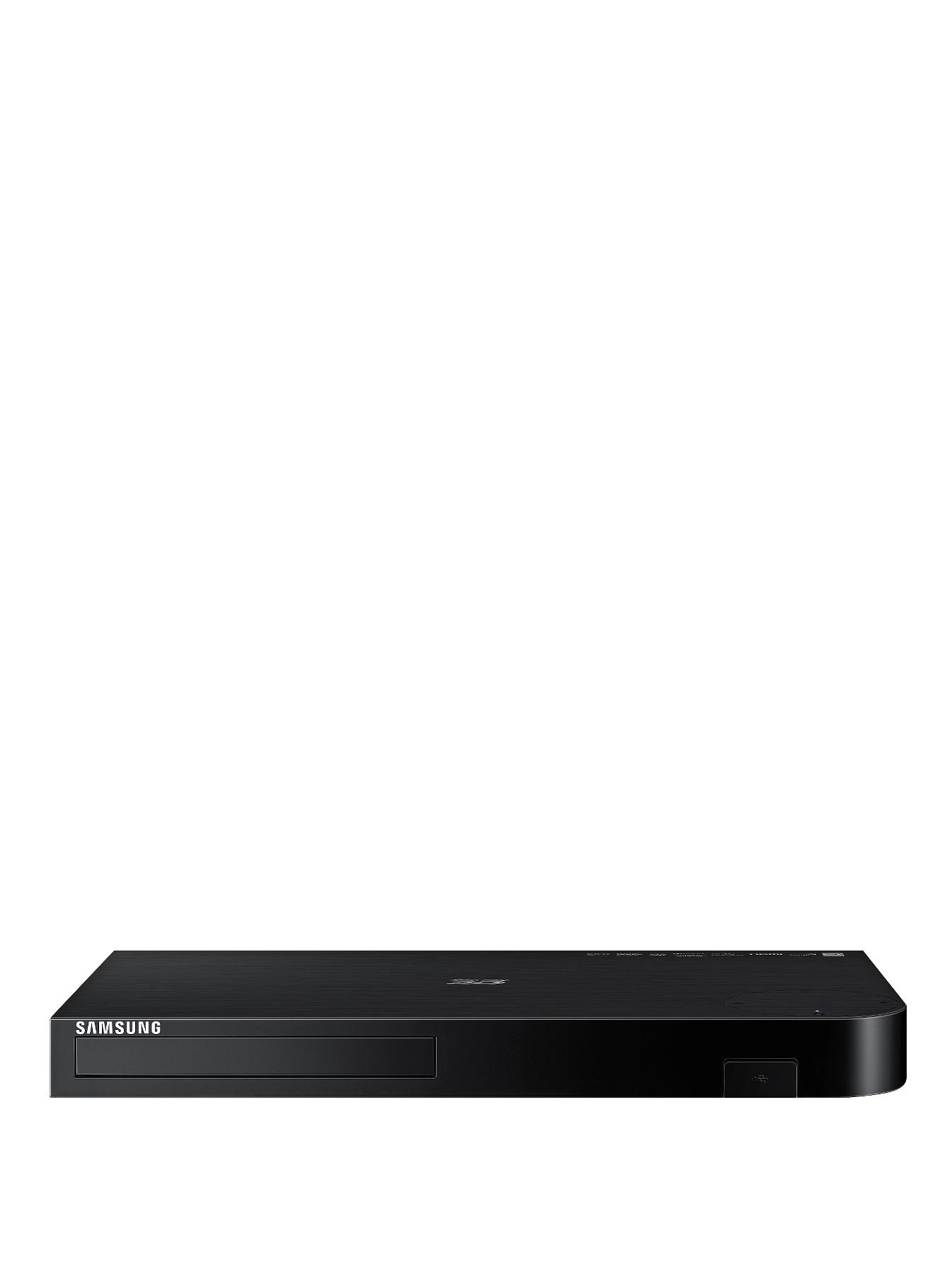 Samsung BD-H5500 3D Blu-ray Player - Black