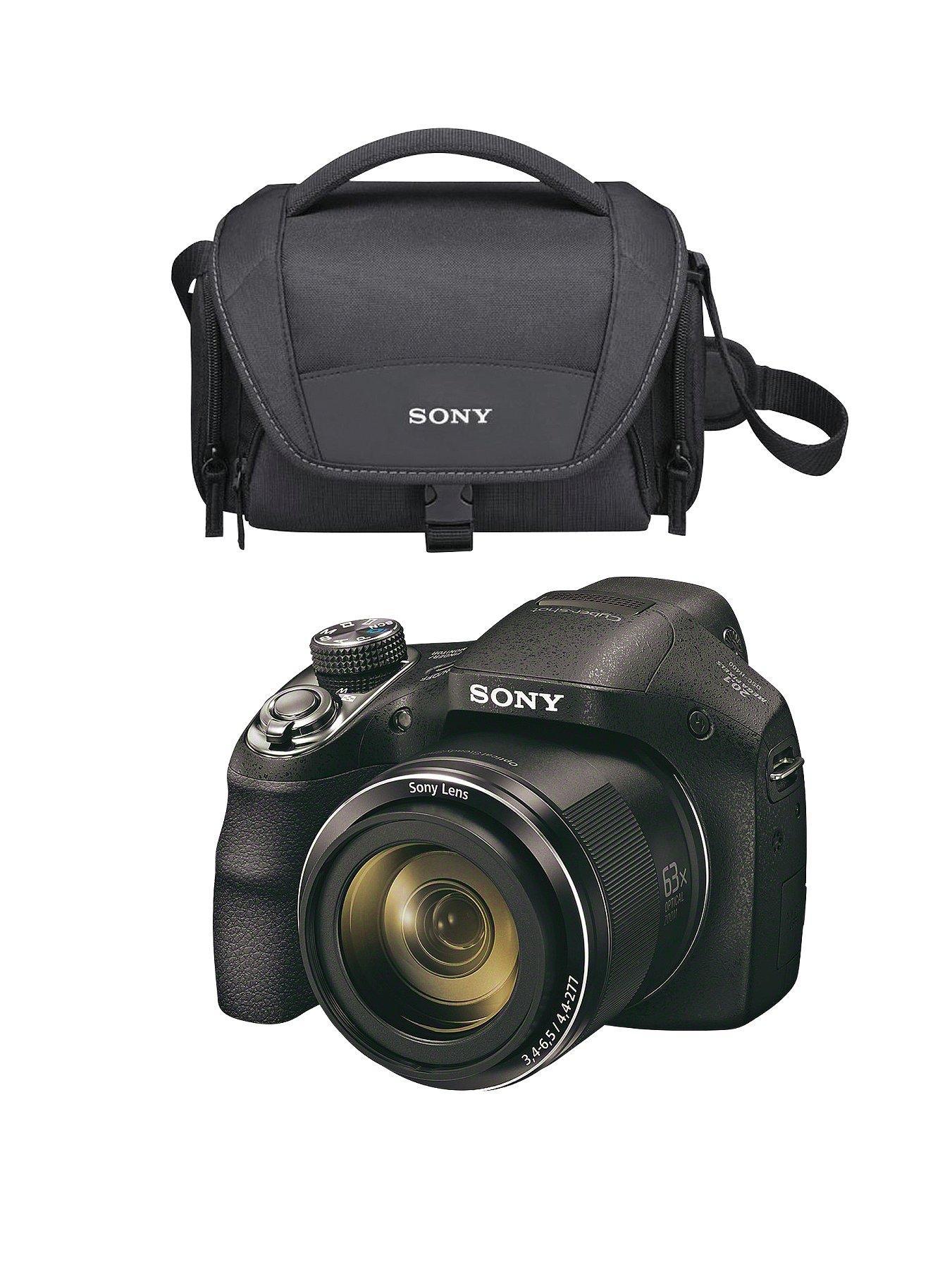 Sony DSCH400 Digital Camera