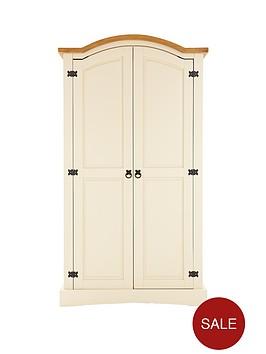 corona-painted-2-door-wardrobe