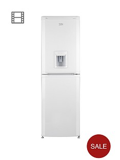 beko-cfd5834apw-55cm-frost-free-fridge-freezer-next-day-delivery-white